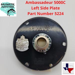 Abu Garcia Brown Ambassadeur 5000C Left Side Plate Part Number 5224