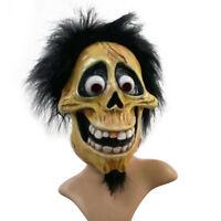 COCO Miguel Hector Rivera Mask Latex Halloween Party Costume Cosplay Masquerade