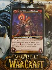 WoW TCG - Class - Sylvanas, Lady of Undercity Epic card - NM