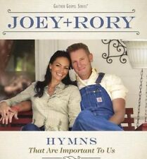 JOEY AND RORY HYMNS (DIGi-pack) CD  NEW How Great Thou Art Rugged Cross