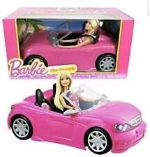 Brand New Barbie Convertible Car And Barbie Doll Set NEW