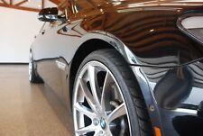 (9,20€/m2) 100 x 152 cm Schwarz Glanz PREMIUM Autofolie selbstklebend+blasenfrei