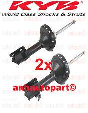 2-KYB Excel-G® Strut/Shocks 2-FRONT Subaru WRX Wagon