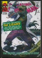 2018 Marvel Masterpieces What If? Trading Card #WI-8 Lizard /1499