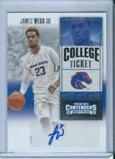 Basketball Trading Cards Contenders 2016-17 Season