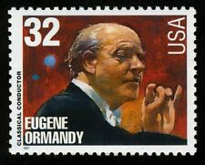 #3161 32c  Eugene Ormandy, Mint **ANY 4=FREE SHIPPING**