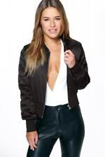 Abrigos y chaquetas de mujer de color principal negro talla 38
