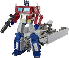 Transformers Earthrise War For Cybertron OPTIMUS PRIME Complete Siege Wfc leader