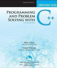 Programming And Problem Solving With C++ by Dale, Nell; Weems, Chip