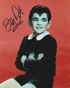 "SALE!  Butch Patrick signed 10"" x 8"" photograph - The Munsters - Q037"