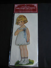 Mip 1983 B. Shackman & Co. Inc. Dolly Dimple Paper Doll Set - Doll & 5 Costumes