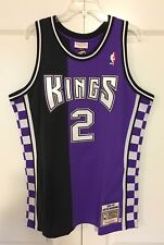 NWT! Mitchell   Ness 1994-95 Mitch Richmond Sacramento Kings Jersey 44 Large 54269aae0