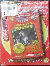 LES FABULEUSES ANNÉES 60-70 N°5  DVD + magazine