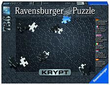 Ravensburger 15260 - Krypt Negro, 736 Piezas Puzzle, Nuevo/Emb.orig