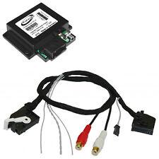 Für Navi Radio VW MFD 3 / RNS 510 Original Kufatec Multimedia Adapter DVD DVB-T