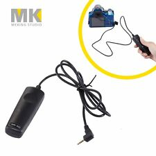Wired Remote Shutter Release Control DMW-RS1 fr Panasonic Lumix DMC-GH4 FZ200 G3