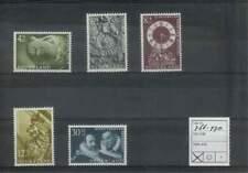 Nederland Postfris 1962 MNH 766-770 - Zomerzegels