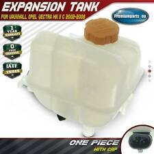 Coolant Expansion Tank w/ Cap for Vauxhall Opel Vectra MK II C 2002-2008 9202100