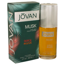 Jovan Tropical Musk by Jovan Cologne Spray 3 oz for Men