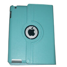 360 Rotating Magnetic Leather Case Smart Cover Stand Folio For iPad