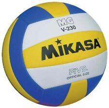 Mikasa Mgv230 Lightweight All Surfaces Training Volleyball Net Ball 230g