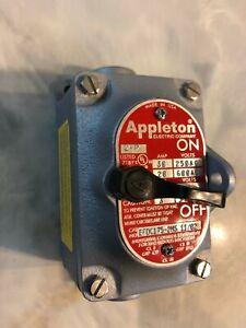 APPLETON EFDC175-2MS EDF MOTOR STARTER