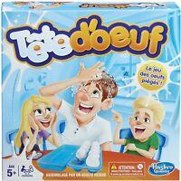 Hasbro Jeu Familial Des Oeufs Piégés Tête d'oeuf 2-4 joueurs 5+