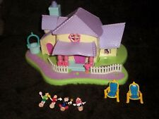 Disney Polly Pocket Minnie Mouse Surprise Party House Lights s Tiny Collection