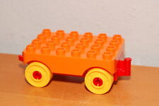 Lego Duplo Train Base with Flat Topper