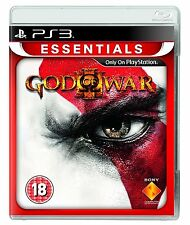 God of War 3: PlayStation 3 Essentials (PS3) BRAND NEW SEALED