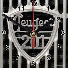 HORLOGE MURALE Calandre radiateur PEUGEOT 201-02M