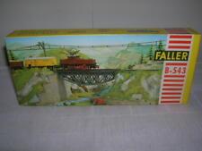 Faller H0 Trog Bridge, Item B-543 Kit 1:87 Model Railway