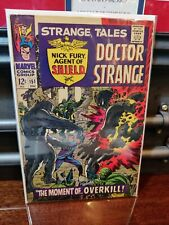 Strange Tales # 151 - 1st Steranko work at Marvel! - Mid Grade