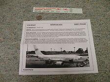 Flightpath  decals 1/144 FP44-289 Interflug A310  D17