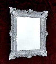 Cadre d'image argent rectangulaire ancien 56x46 baroque 30x40 CADRE PHOTO +