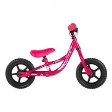 """Bumper Bumble Toddlers Kids Balance Bike Training Bicycle 10"""" EVA Tyres - Pink"""