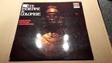 Flute Indienne De Colombie - Orquesta Popular Colombiana LP Disques Vogue France