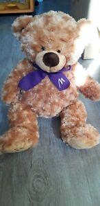 Magnifique ours en Peluche Marionnaud