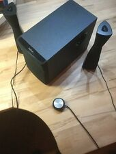 Edifier 2.1 Multimedia Speakers System With Subwoofer In Black M3200