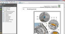 SKODA Superb 2 3T 2008-2015 fabbrica officina riparazione e manuale di servizio
