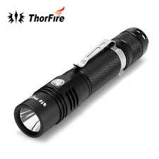 ThorFire TK15S 1050LM XPL2 LED Flashlight Waterproof Pocket Torch / Bike Blink