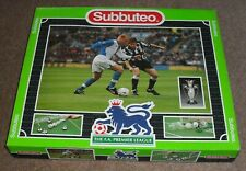More details for subbuteo fa premier league edition football set 60270 euros table soccer rare