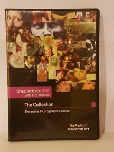Great Artists with Tim Marlow - volume one
