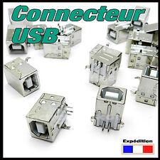 941B # 5 à 20 pcs connecteur USB B femelle à 90°