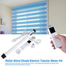 AC100-240V Roller Shade Motor Electric Roller Blind Tubular Remote Control LJ
