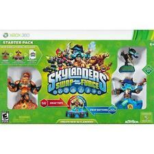Skylanders Swap Force: Starter Pack  (Xbox 360, 2013)