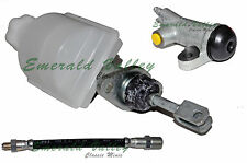 Classic Mini New Pre-Verto Clutch Hydraulic Kit (Master,Slave,Hose) Austin Mini