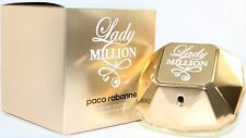 LADY MILLION 1.6 OZ EDT SPRAY FOR WOMEN BY PACO RABANNE NEW IN A BOX