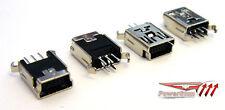 Usb jack 5pin Mini usb-B femelle mp3 mp4 appareils Femelle Female, psp us065