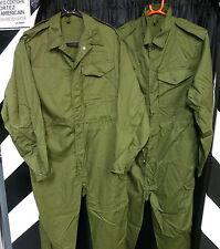 British Army Overalls x 2
